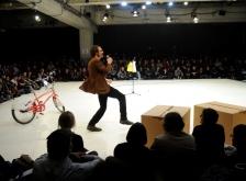El trabajo de artista: Otro Sábado Noche, Teo Baró